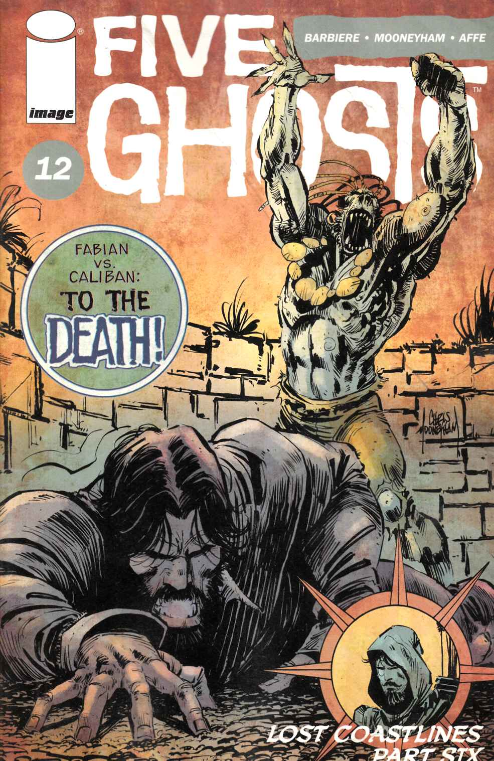 Five Ghosts #12 [Image Comic] THUMBNAIL