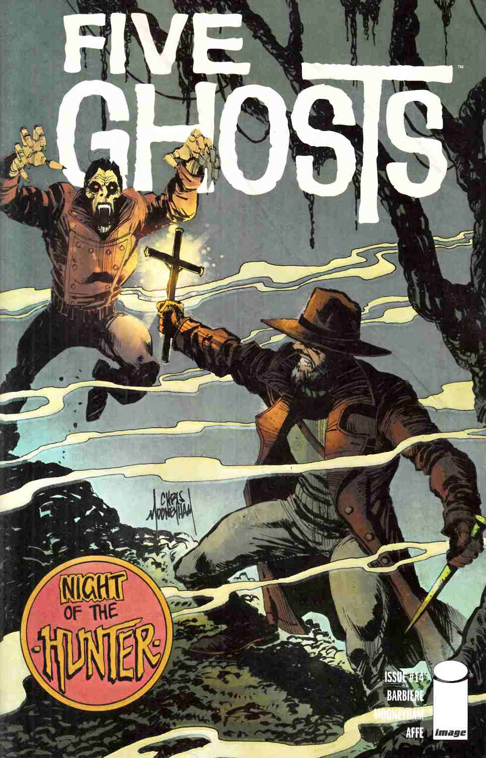 Five Ghosts #14 [Image Comic] THUMBNAIL