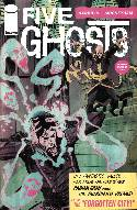 Five Ghosts Haunting of Fabian Gray #3 [Comic] THUMBNAIL