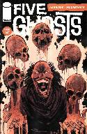 Five Ghosts Haunting of Fabian Gray #5 [Comic] THUMBNAIL