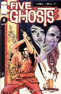 Five Ghosts #6 [Comic] THUMBNAIL