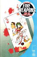 Five Weapons #6 Cover B- Guillory [Comic] THUMBNAIL