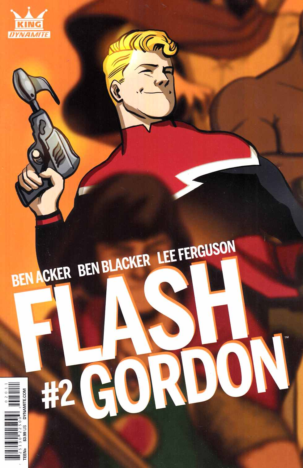 King Flash Gordon #2 [Dynamite Comic]