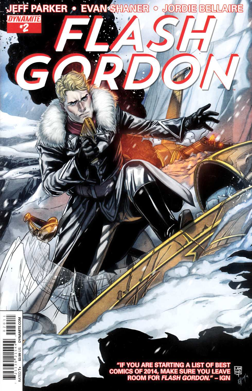 Flash Gordon #2 [Comic] LARGE