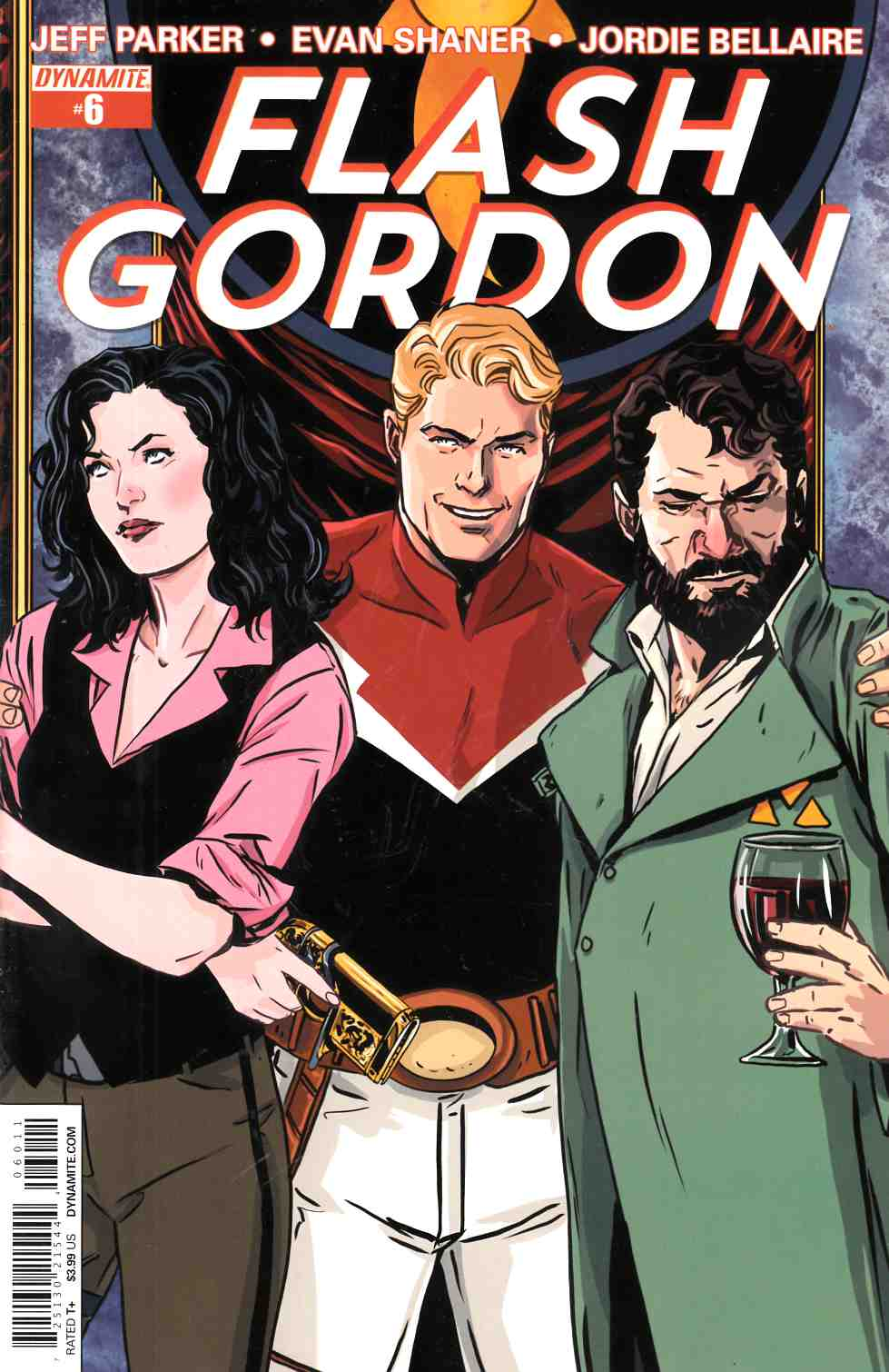 Flash Gordon #6 [Dynamite Comic] THUMBNAIL