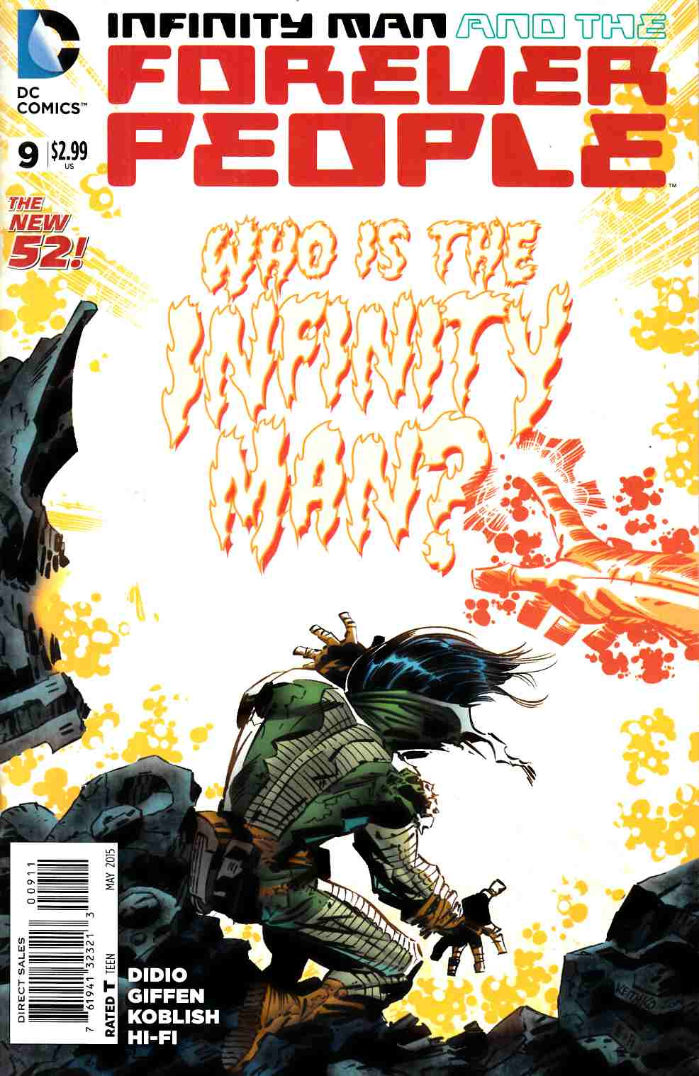 Infinity Man And The Forever People #9 [DC Comic]_THUMBNAIL