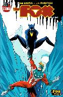 Fox #5 Haspiel Variant Cover [Archie Comic]_THUMBNAIL