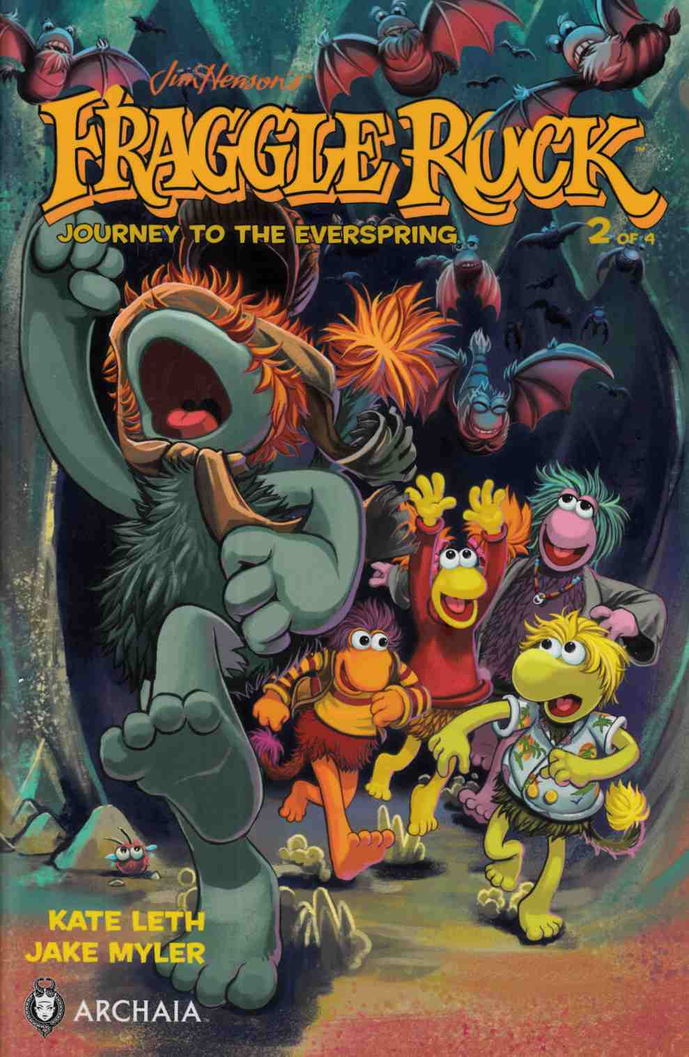 Fraggle Rock Journey Everspring #2 [Boom Comic] THUMBNAIL
