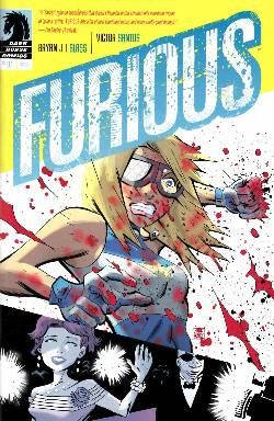 Furious #1 [Comic] LARGE