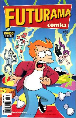 Futurama Comics #66 [Comic] LARGE