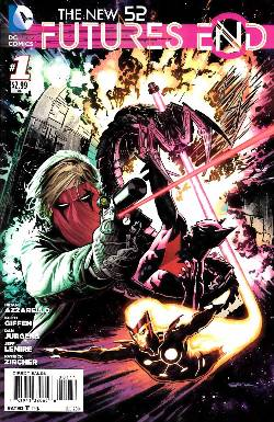 New 52 Futures End #1 [Comic] LARGE