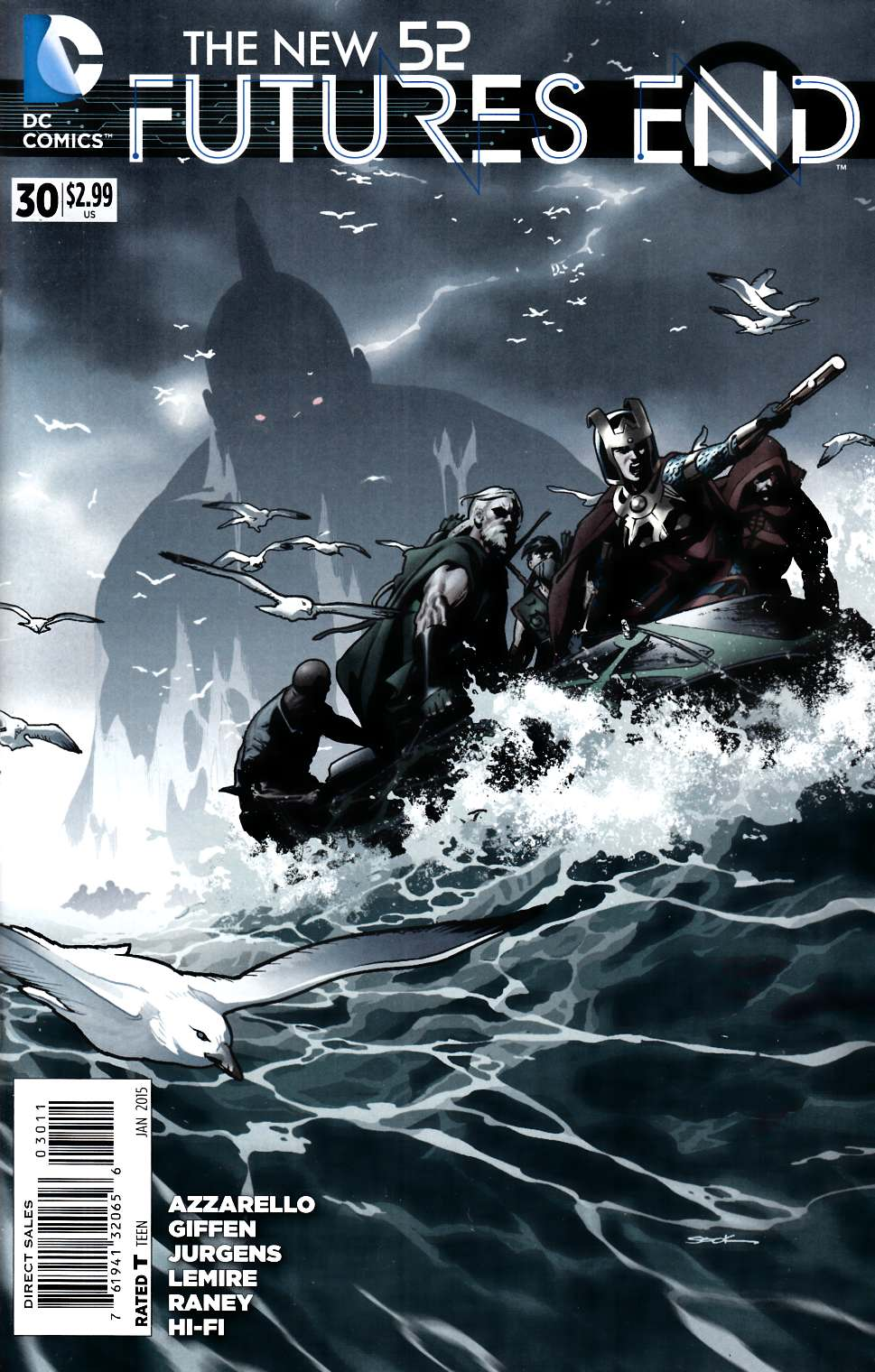 New 52 Futures End #30 (Weekly) [DC Comic] THUMBNAIL