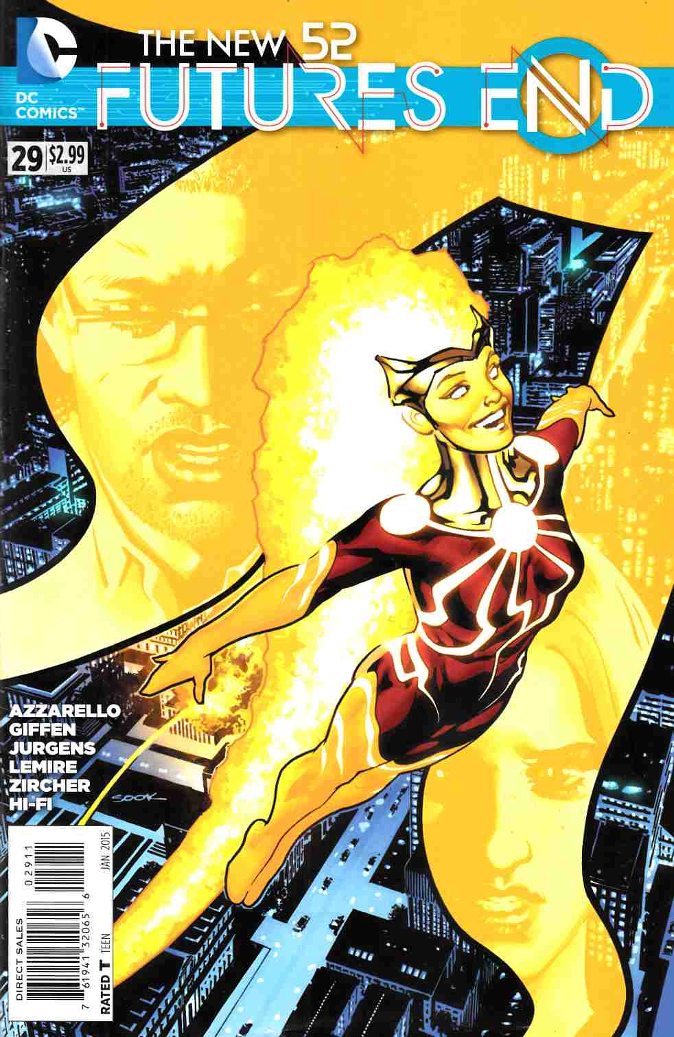 New 52 Futures End #29 (Weekly) [DC Comic] THUMBNAIL