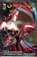 GFT Annual 2013 Cover B- Salgado (Unleashed Part 3) [Comic] THUMBNAIL