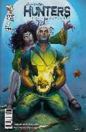 GFT Hunters Shadowlands #5 Cover B- Malsuni [Comic] THUMBNAIL