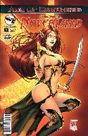 Neverland Age of Darkness #1 Cover C- Krome [Comic] THUMBNAIL