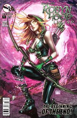 Robyn Hood Legend #1 Cover D- Ruffino [Zenescope Comic] LARGE
