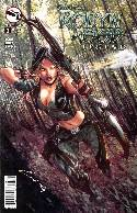GFT Robyn Hood Legend #2 Cover A- Laiso [Comic] THUMBNAIL