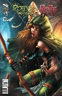GFT Robyn Hood Vs Red Riding Hood #1 Cover D- Cafaro [Comic] THUMBNAIL