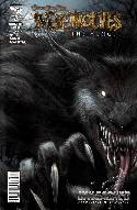 GFT Werewolves Hunger #2 Cover B- Kirkham [Comic] THUMBNAIL