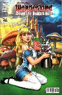 GFT Wonderland Down Rabbit Hole #4 Cover A- Chen [Comic] THUMBNAIL