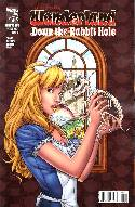 GFT Wonderland Down Rabbit Hole #5 Cover B- Salgado [Comic] THUMBNAIL