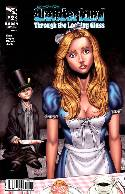 Wonderland Through the Looking Glass #2 Cover A- Chen [Comic] THUMBNAIL