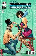 Wonderland Through the Looking Glass #4 Cover C- Malsuni [Zenescope Comic] THUMBNAIL