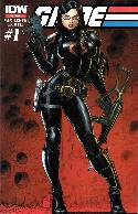 GI Joe #1 Second Printing [IDW Comic] THUMBNAIL