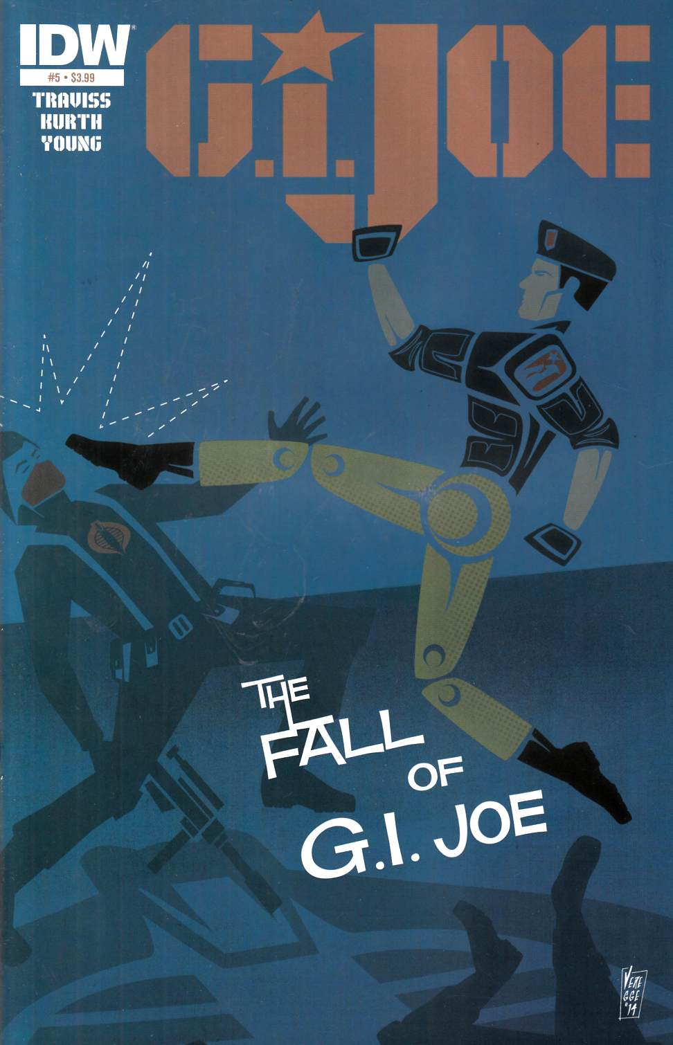 GI Joe (2014) #5 [IDW Comic]_THUMBNAIL