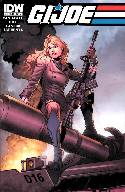 GI Joe #6 Cover A [Comic] THUMBNAIL