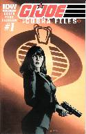 Gi Joe Cobra Files #1 Cover A [Comic] THUMBNAIL
