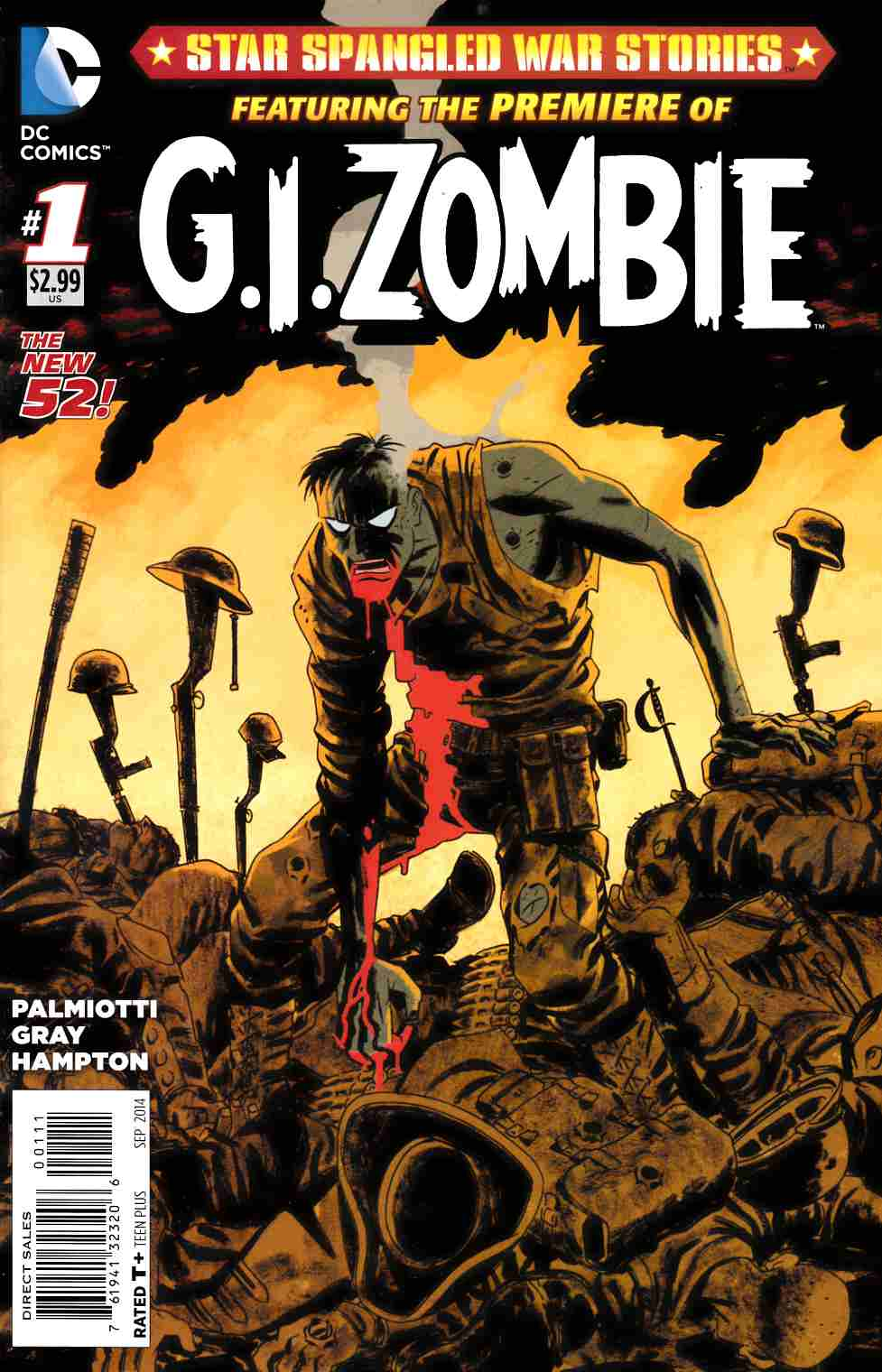 Star Spangled War Stories GI Zombie #1 [DC Comic]_THUMBNAIL