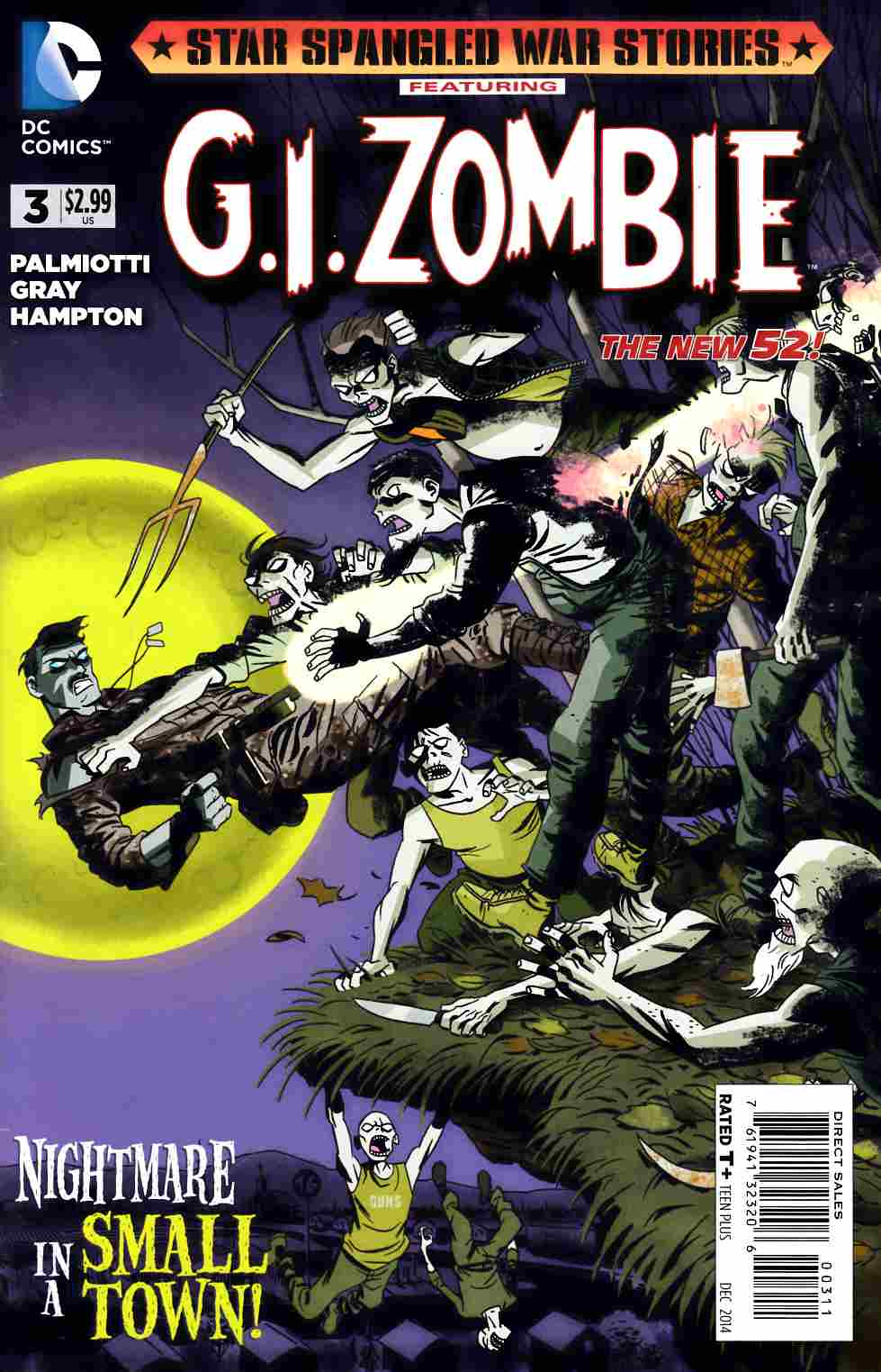 Star Spangled War Stories GI Zombie #3 [DC Comic]_THUMBNAIL