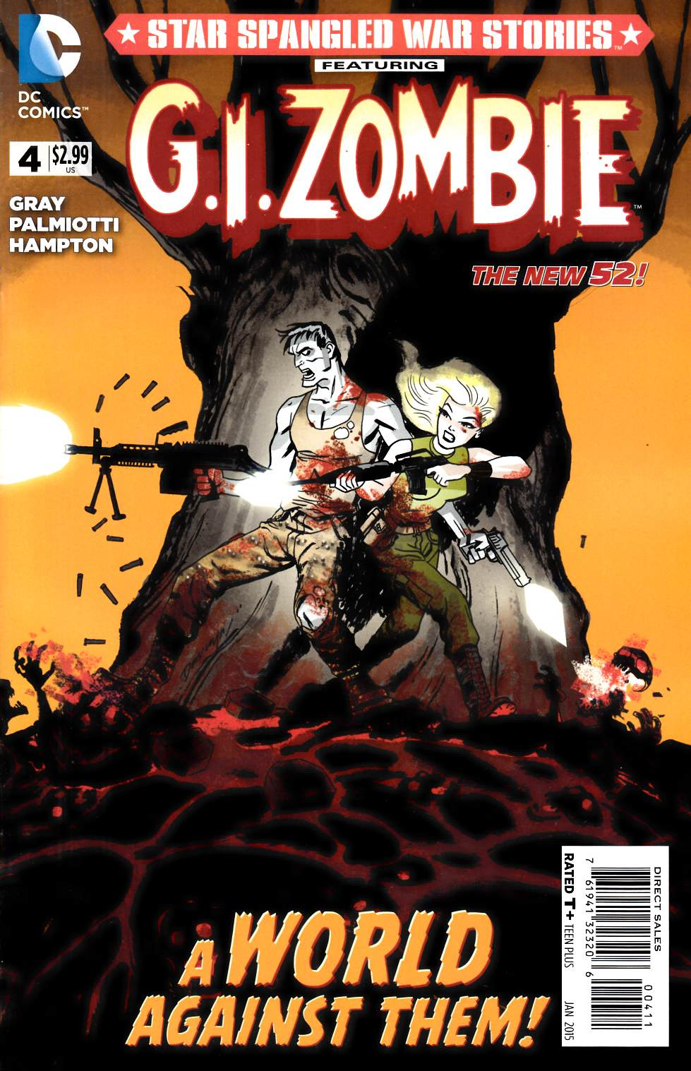 Star Spangled War Stories GI Zombie #4 [DC Comic]_THUMBNAIL