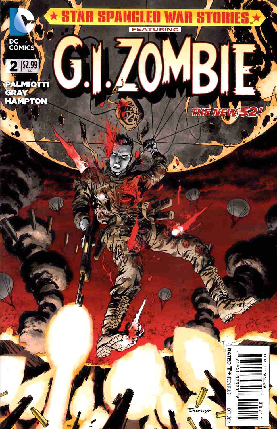 Star Spangled War Stories GI Zombie #2 [DC Comic]_THUMBNAIL
