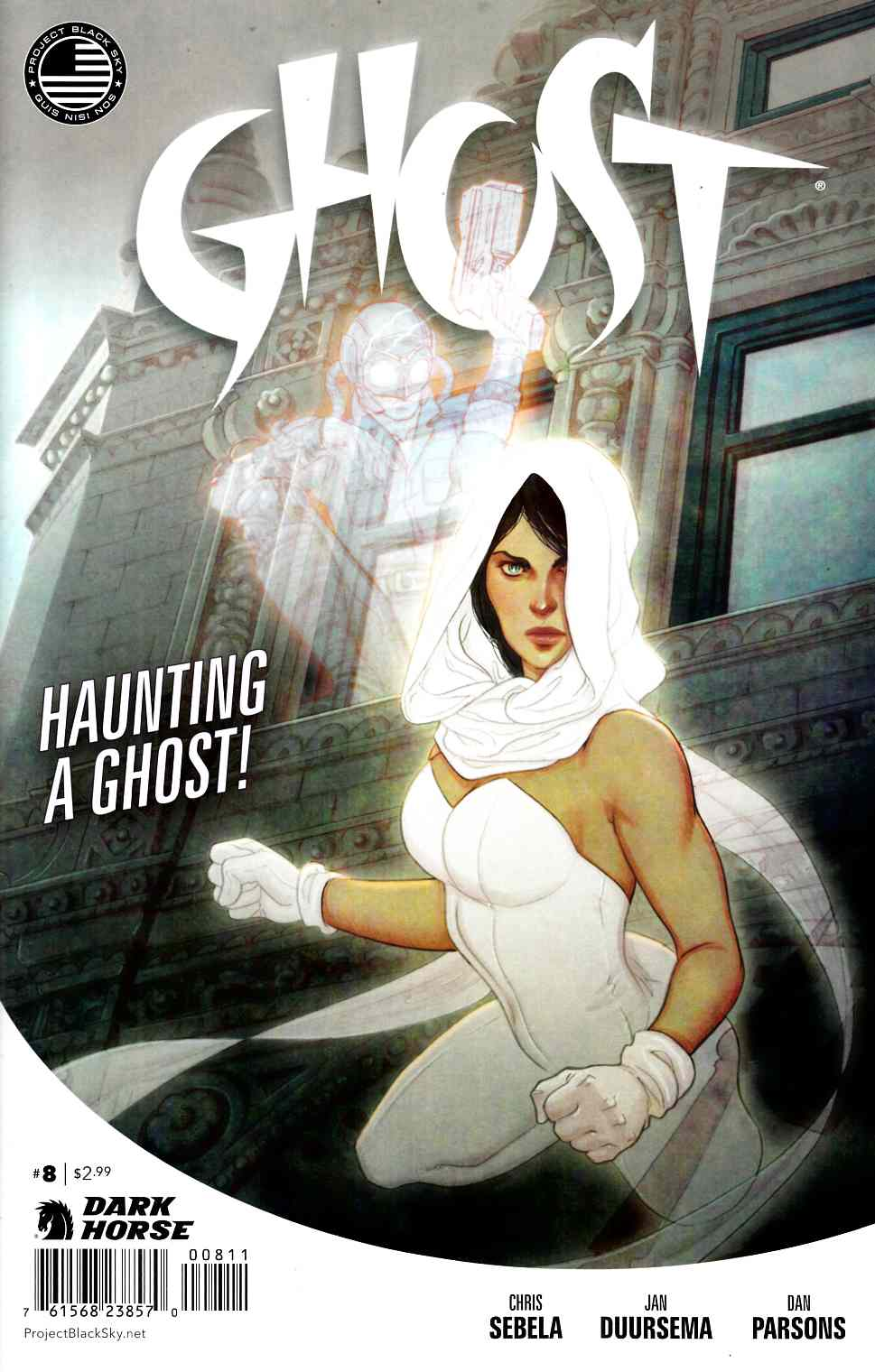 Ghost #8 [Dark Horse Comic] THUMBNAIL