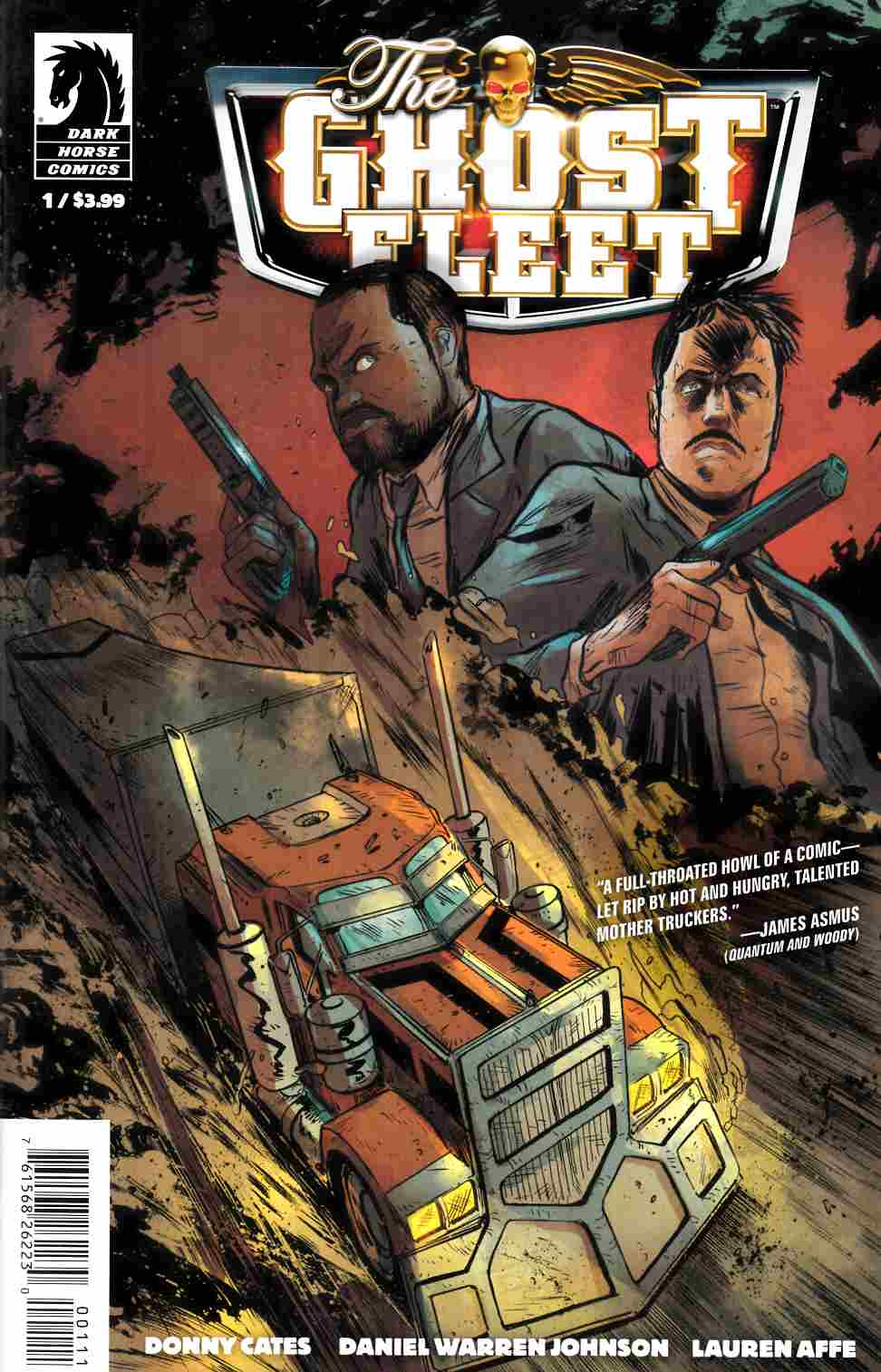 Ghost Fleet #1 [Dark Horse Comic] THUMBNAIL
