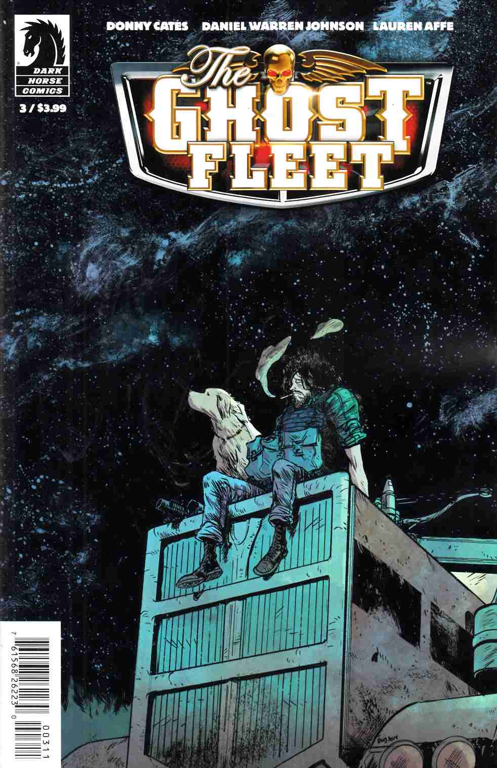 Ghost Fleet #3 [Dark Horse Comic] THUMBNAIL