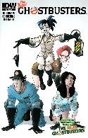 Ghostbusters #2 [Comic] THUMBNAIL