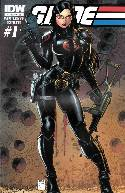 GI Joe #1 Subscription Cover [Comic] THUMBNAIL
