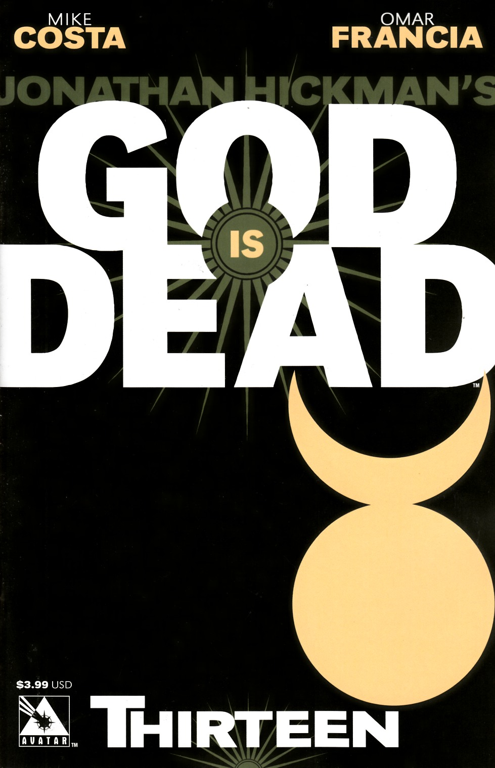 God Is Dead #13 [Comic] THUMBNAIL