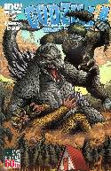 Godzilla Rulers of the Earth #10 [IDW Comic]
