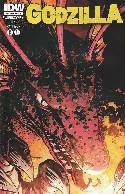 Godzilla Ongoing #4 Cover A- Howard [IDW Comic] THUMBNAIL