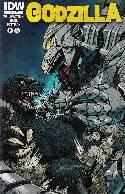 Godzilla Ongoing #5 [IDW Comic] THUMBNAIL