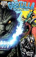 Godzilla Rulers of the Earth #1 [Comic]