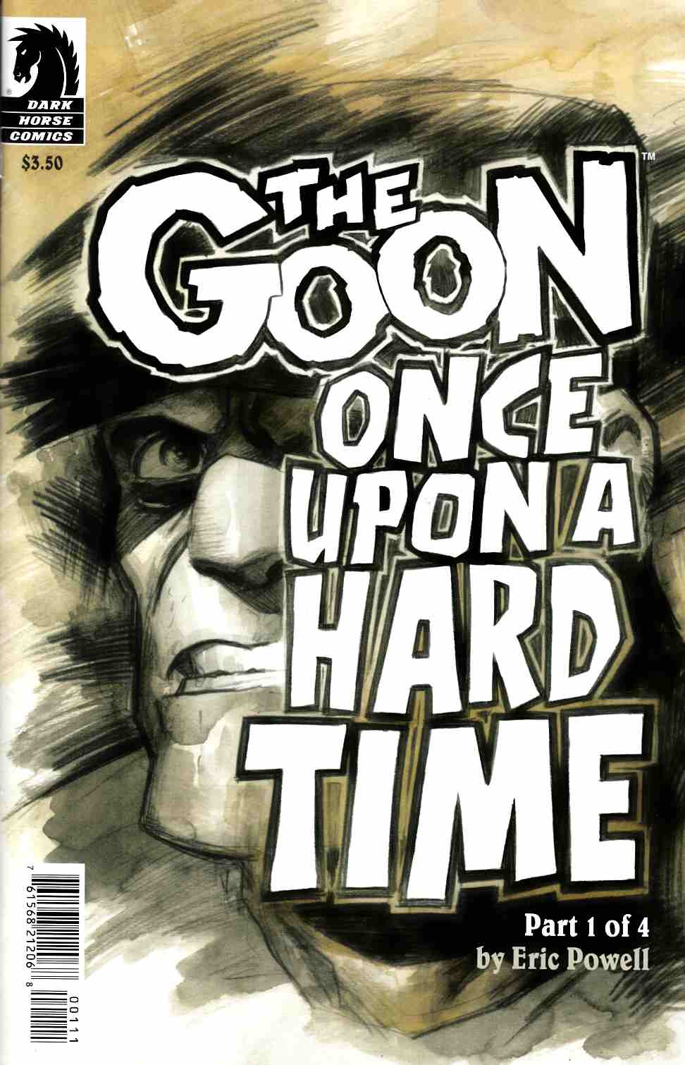 Goon Once Upon A Hard Time #1 [Dark Horse Comic] THUMBNAIL
