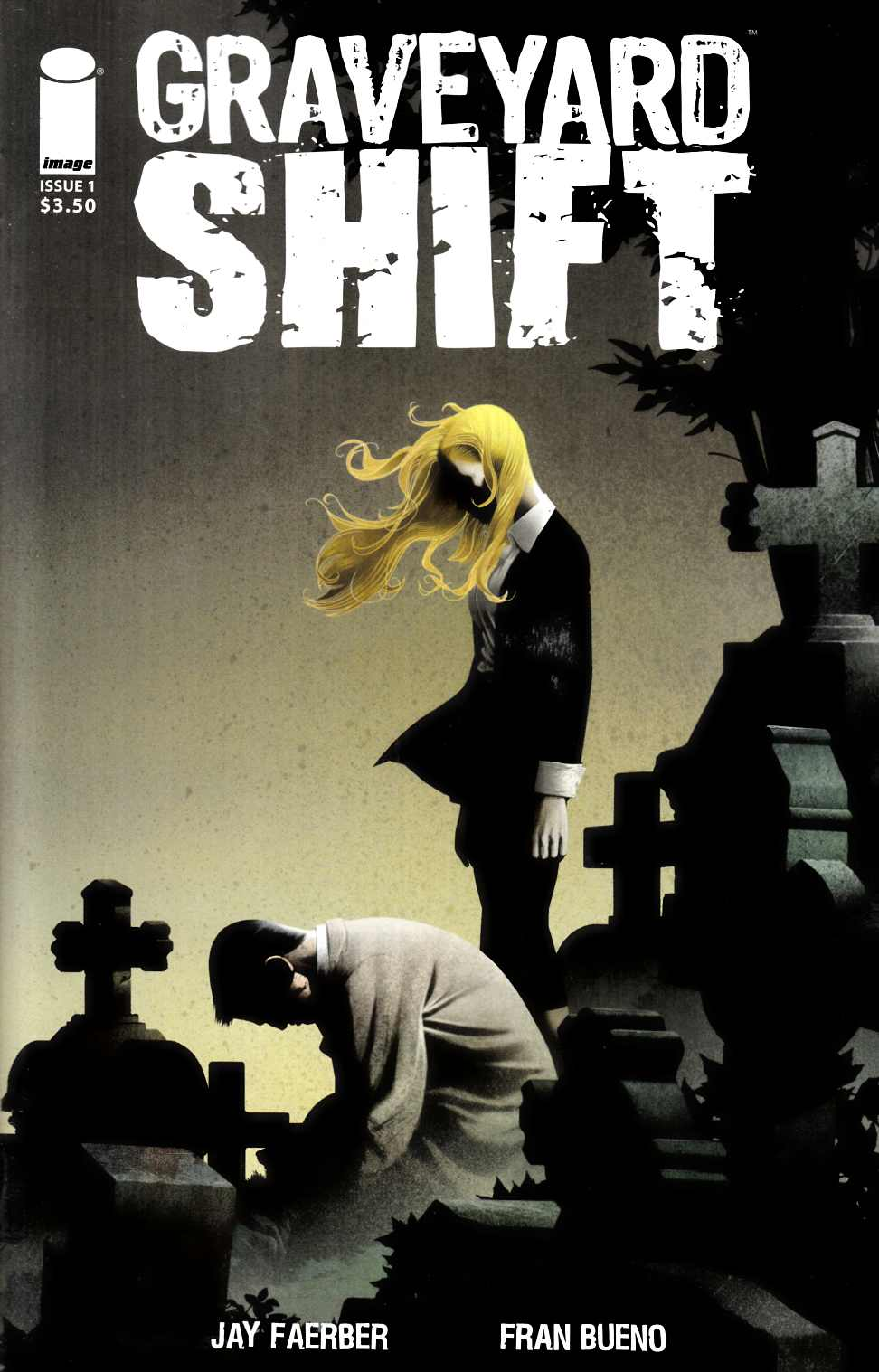Graveyard Shift #1 [Image Comic] THUMBNAIL