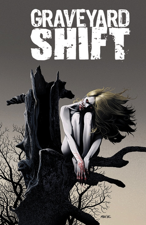 Graveyard Shift #2 [Image Comic] THUMBNAIL