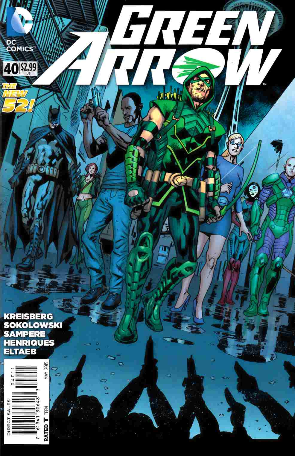 Green Arrow #40 [DC Comic]_THUMBNAIL